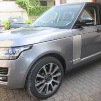 Range Rover Vogue in Pellicola 3M 1080-G201