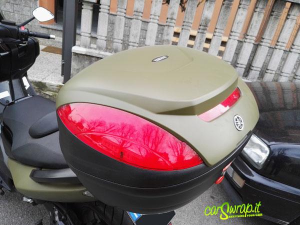 Tmax verde militare pellicola removibile spray