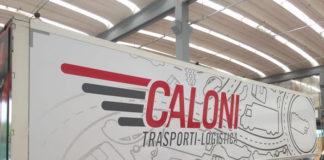 rivestimento totale bilico Caloni Autotrasporti